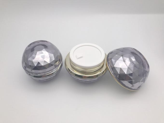 Cosmetic Cream Jar Bottle 30g 50g For Skin Care Spheroidal Jar SR2350