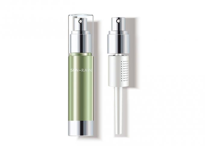 30ml AS cosmetics sprayer bottles innovative immersion with separation packaging