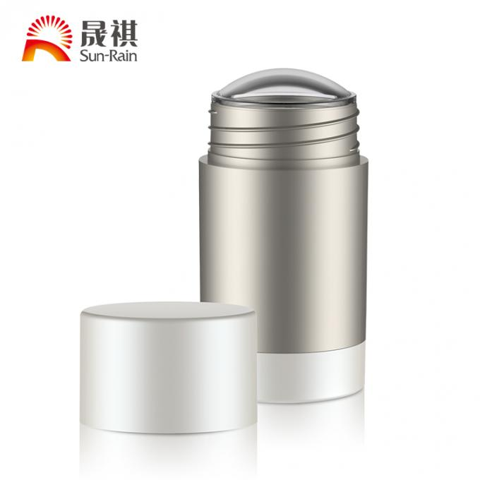 Plastic AS deodorant stick container personal care deodorant packaging