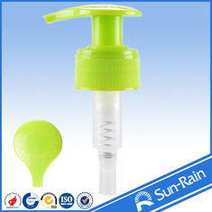 China No Spill Colorful plastic cream pump dispenser with 1.2cc output supplier