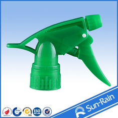 China SUNRAIN 28 410 Plastic Trigger Sprayer , foaming trigger sprayer supplier