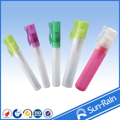 China Miniature Pen Type Plastic Travel Perfume Bottle with sprayer supplier