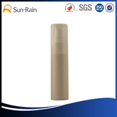 China 10ml Mini lotion Airless Pump Bottle , plastic pump dispenser bottles supplier