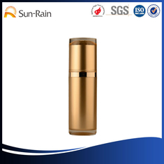 China Luxury Acrylic Airless Pump Bottle for cosmetics WITH Customized Size shape supplier