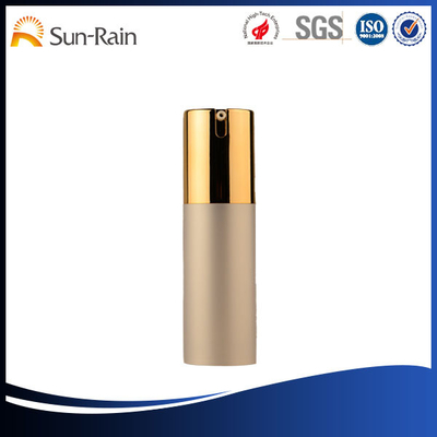 China 15ml 30ml 50ml Essence Serum Airless Pump Bottle for cosmetics supplier