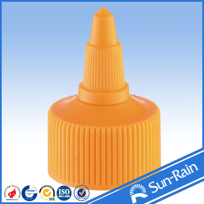 China Professional Plastic Bottle Cap , plastic dispensing caps 20mm 24mm 28mm supplier