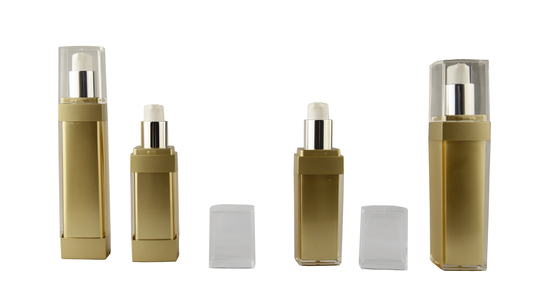 China Customized lotion containers Bottles 30ml 50ml for personal skin care SR-2260 supplier