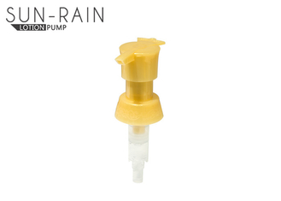 China Spring outside lotion dispenser pump sprayer for body washing liquid SR325D supplier