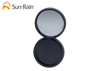 China ABS Black Blusher Empty Case Air Cushion Compact Make Up Blusher  SF0806A supplier