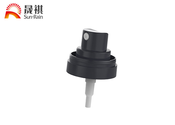 China New fine mist sprayer black 34 perfume pump spray 0.1cc SR-612A supplier