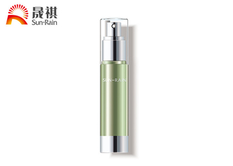 China Skin Care Spray Lotion Bottle 0.25cc Mist Sprayer Packaging Customized Color supplier