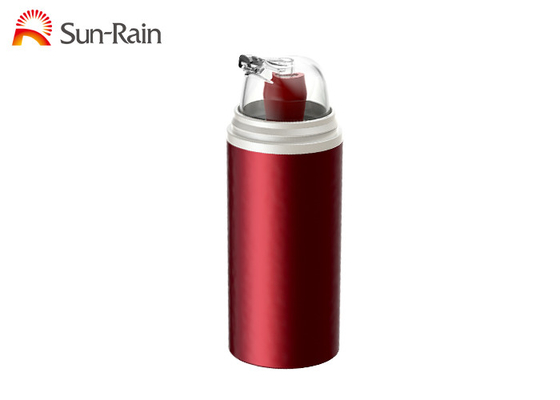 China All Plastic Metal Free Airless Bottle 15ml 30ml 50ml Pp Bottle supplier