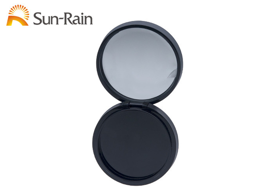 China ABS Black Blusher Empty Case Air Cushion Compact Make Up Blusher  SF0806A distributor