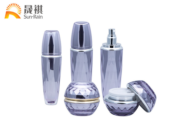 China Cosmetic Packaging Set Lotion Serum Cream Bottles For Skin Care distributor