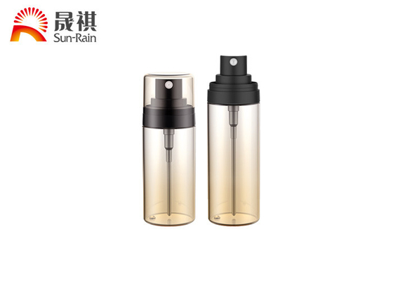 China Ultra plastic fine mist spray bottle PETG spray bottle 30ml 50ml distributor
