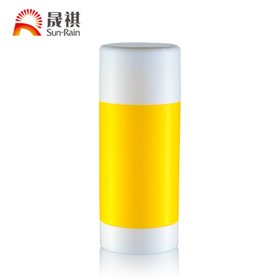 China Plastic PP Cosmetic Empty Deodorant Containers Twist Up Bottle Customized Color distributor